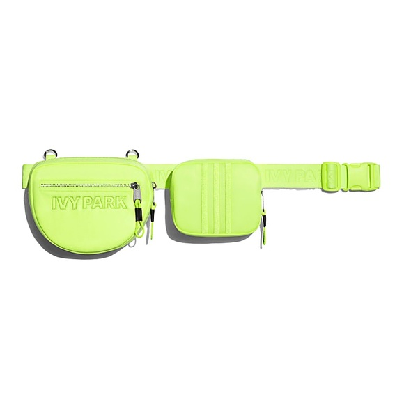 adidas x IVY PARK belt bag set